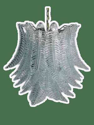 murano lysekrone blade klar lille