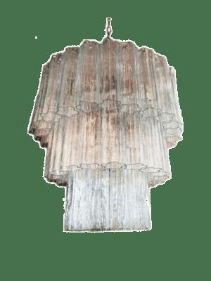 Murano lysekrone 52 tuber klar