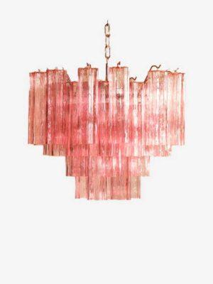 rosa murano lysekrone