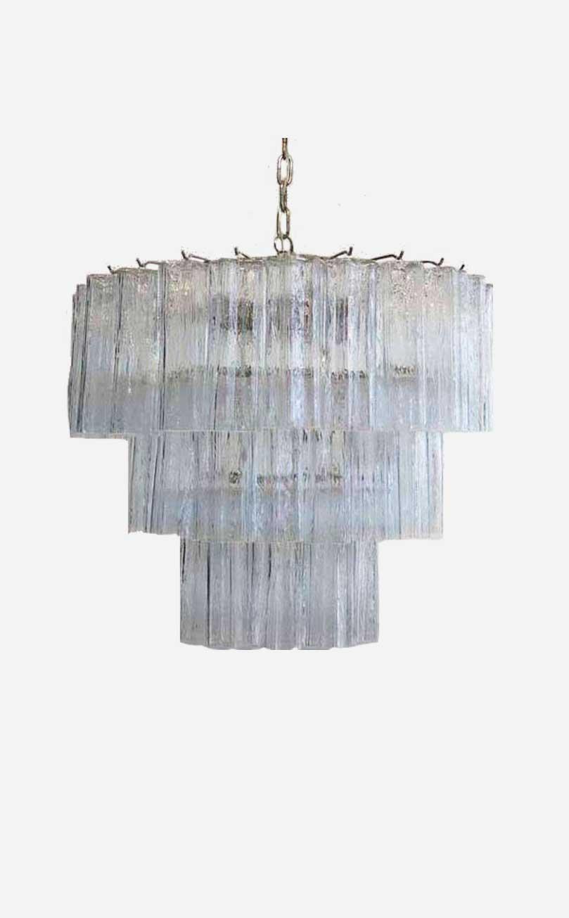 Italiensk Murano lampe